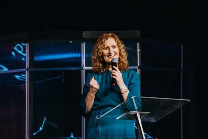 Pastor Irma van der Boom